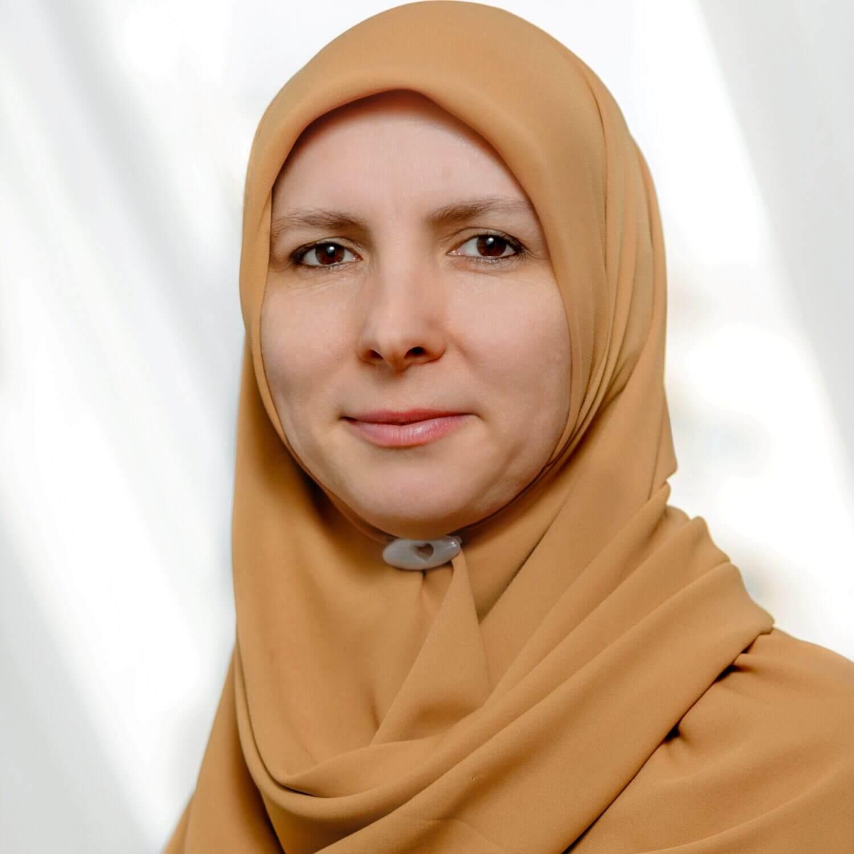 Iman A. Reimann Vorsitzende des DMZ Berlin e.V. photo
